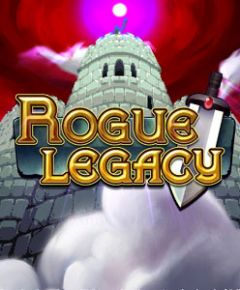 Jaquette de Rogue Legacy PlayStation 3