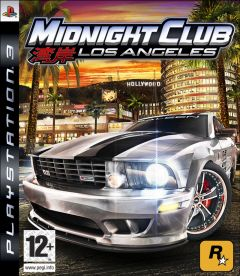 Jaquette de Midnight Club : Los Angeles PlayStation 3