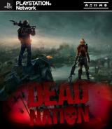 Jaquette de Dead Nation PS Vita
