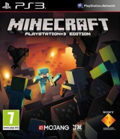 Jaquette de Minecraft : PlayStation 3 Edition PlayStation 3