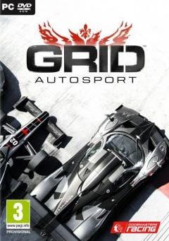 Jaquette de GRID : Autosport PC