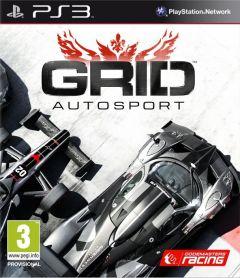 Jaquette de GRID : Autosport PlayStation 3
