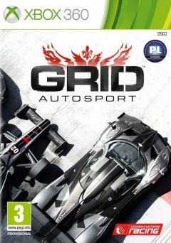 Jaquette de GRID : Autosport Xbox 360