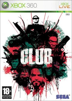 Jaquette de The Club Xbox 360