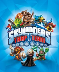 Jaquette de Skylanders Trap Team PS4