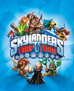 Jaquette de Skylanders Trap Team Wii U
