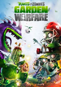 Jaquette de Plants vs Zombies : Garden Warfare PC