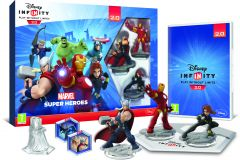 Jaquette de Disney Infinity 2.0 : Marvel Super Heroes PC