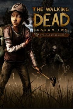 Jaquette de The Walking Dead : Season 2 - Episode 3 : In Harm's Way PlayStation 3