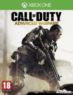 Jaquette de Call of Duty : Advanced Warfare Xbox One
