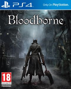 Jaquette de Bloodborne PS4