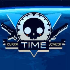 Jaquette de Super Time Force Xbox One