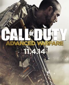 Jaquette de Call of Duty : Advanced Warfare Xbox 360