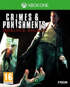Jaquette de Sherlock Holmes : Crimes & Punishments Xbox One
