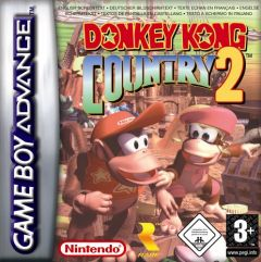 Jaquette de Donkey Kong Country 2 : Diddy's Kong Quest Game Boy Advance