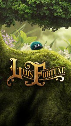 Jaquette de Leo's Fortune iPad