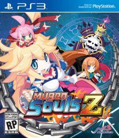 Jaquette de Mugen Souls Z PlayStation 3