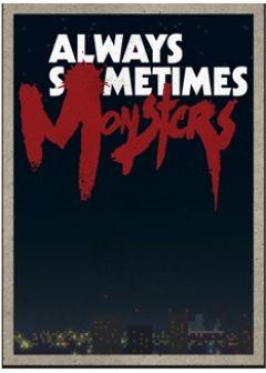 Jaquette de Always Sometimes Monsters PC