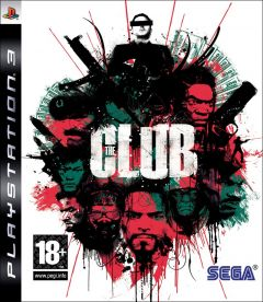 Jaquette de The Club PlayStation 3