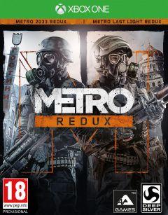 Jaquette de Metro Redux Xbox One
