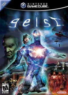 Jaquette de Geist GameCube