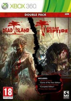 Jaquette de Dead Island Double Pack Xbox 360