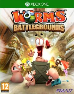 Jaquette de Worms Battlegrounds Xbox One