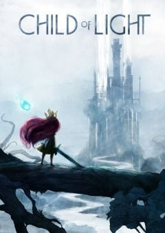 Jaquette de Child of Light PS Vita