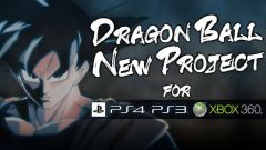 Jaquette de Dragon Ball New Project (titre provisoire) PS4