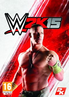 Jaquette de WWE 2K15 PS4