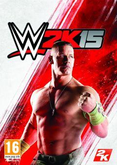 Jaquette de WWE 2K15 Xbox One
