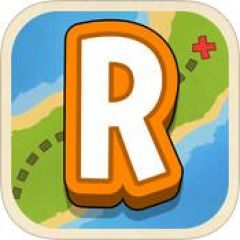 Jaquette de Ruzzle Adventure iPhone, iPod Touch