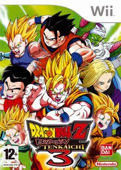 Dragon Ball Z : Budokai Tenkaichi 3 (Wii)