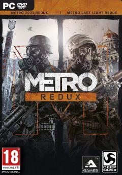 Jaquette de Metro Redux PC