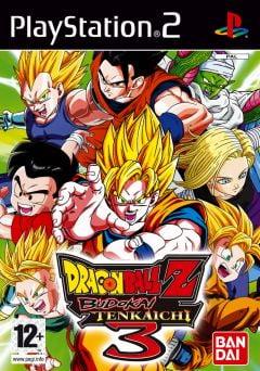 Jaquette de Dragon Ball Z : Budokai Tenkaichi 3 PlayStation 2