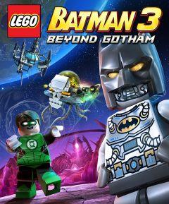 Jaquette de LEGO Batman 3 : Au-delà de Gotham PS Vita
