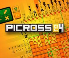 Jaquette de Picross e4 Nintendo 3DS