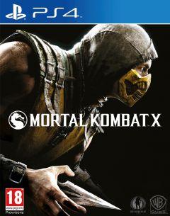 Jaquette de Mortal Kombat X PS4