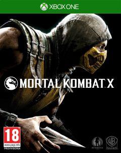 Jaquette de Mortal Kombat X Xbox One