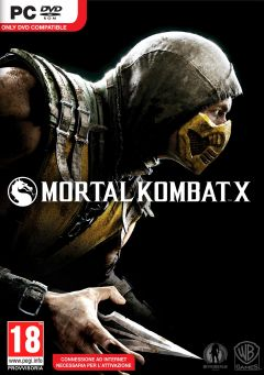Jaquette de Mortal Kombat X PC