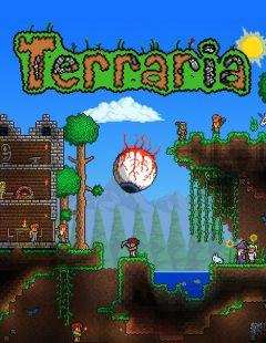 Jaquette de Terraria PS4