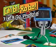 Jaquette de Chibi-Robo Let's Go, Photo ! Nintendo 3DS