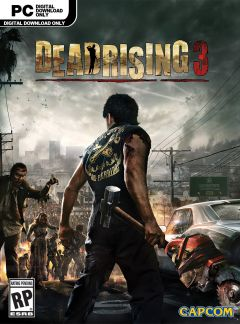 Jaquette de Dead Rising 3 PC