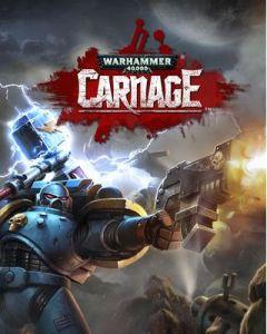 Jaquette de Warhammer 40.000 :  Carnage iPad