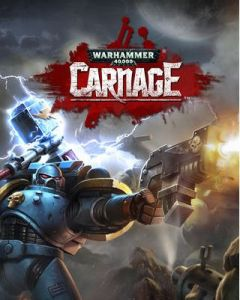 Jaquette de Warhammer 40.000 :  Carnage Android