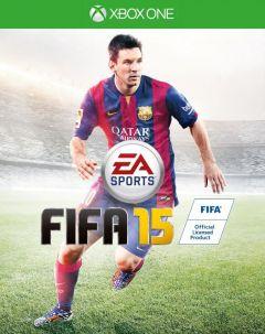 Jaquette de FIFA 15 Xbox One