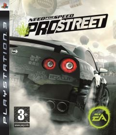 Jaquette de Need For Speed ProStreet PlayStation 3