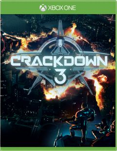 Jaquette de Crackdown 3 Xbox One
