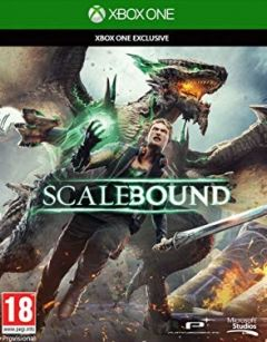 Jaquette de Scalebound Xbox One