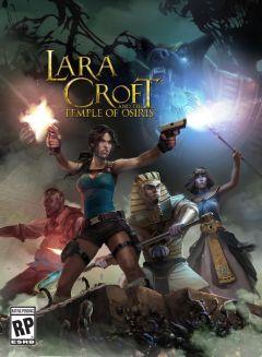 Jaquette de Lara Croft and The Temple of Osiris PC